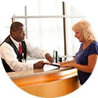 Concierge Services / Directional Assistance